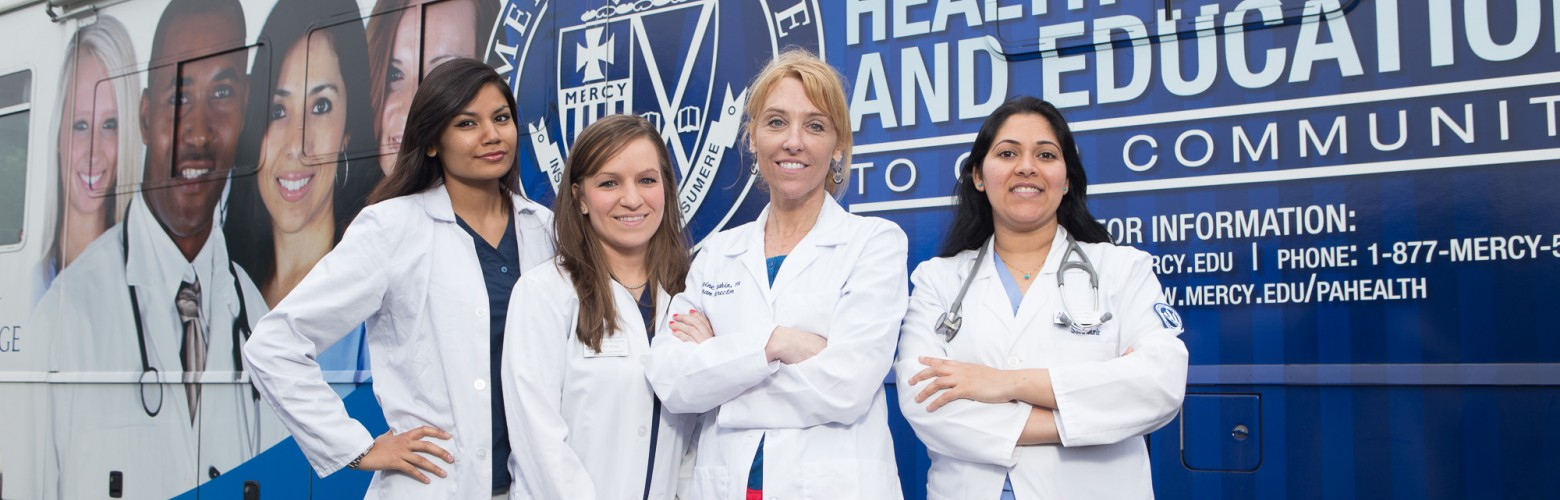 Keiser University Pa Program >> Mercy Shns 424 Pa School Finder Physician Assistant