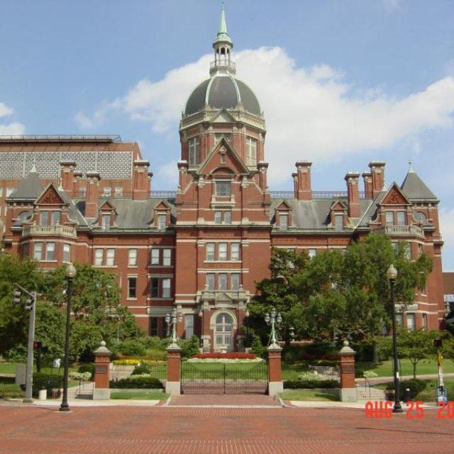 Johns Hopkins Hospital Surgery PA Residency