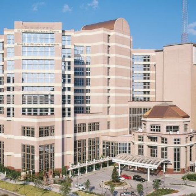 MD Anderson Cancer Center – The University of Texas Hematology/Oncology