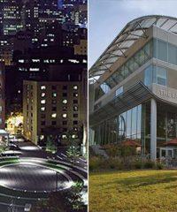 Thomas Jefferson University – East Falls Campus (formerly Philadelphia University)