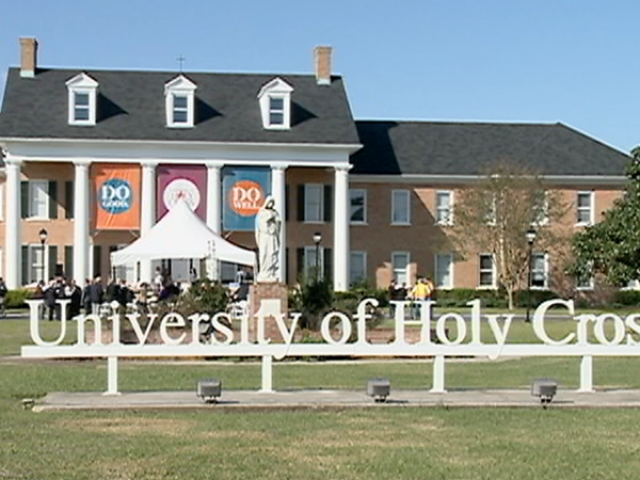 University of Holy Cross