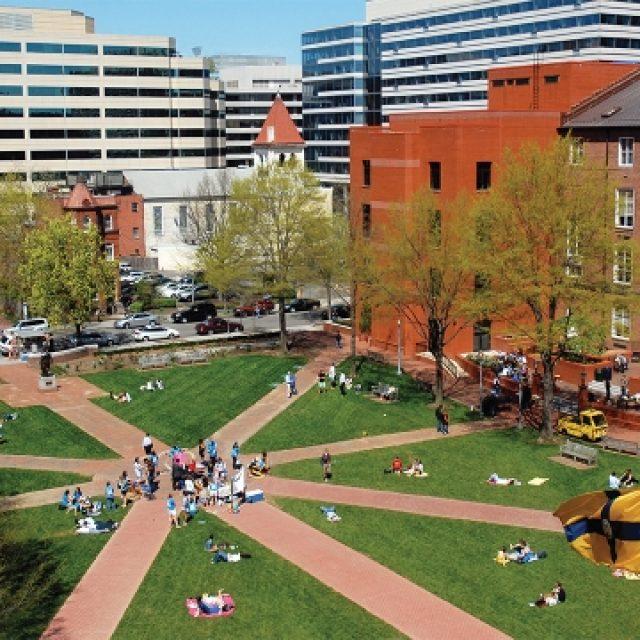 George Washington University