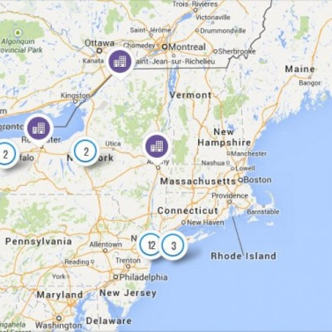 Which State Has the Largest Number of Pa Programs?