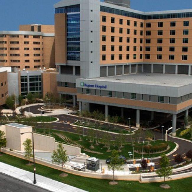 Regions Hospital Emergency Medicine PA Residency