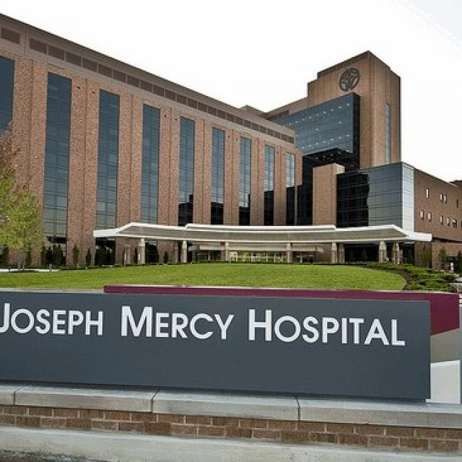 St. Joseph Mercy Hospital  Critical Care/Trauma PA Residency