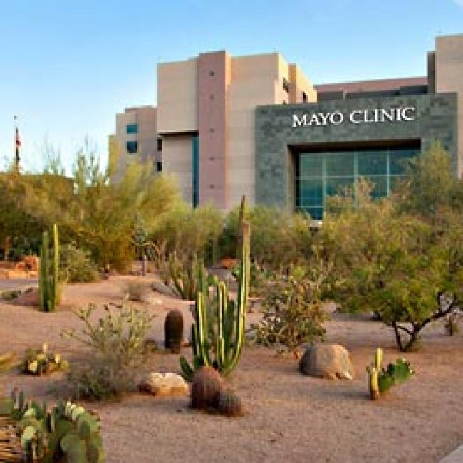 Mayo Clinic Arizona Hospitalist PA Residency