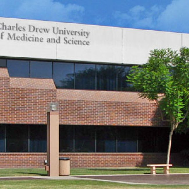 Charles R. Drew University Physician Assistant Program