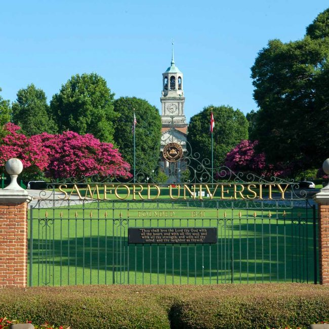 Samford University School of Health Professions Physician Assistant Program