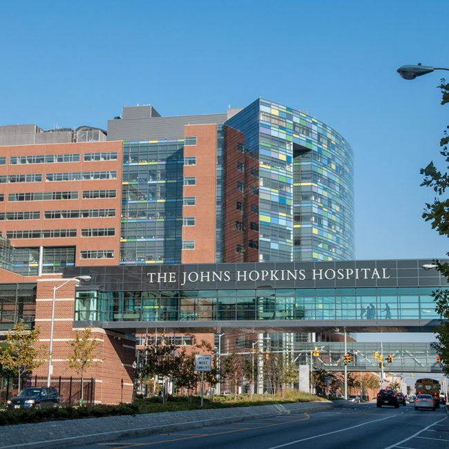 Johns Hopkins Hospital Critical Care/Trauma PA Residency