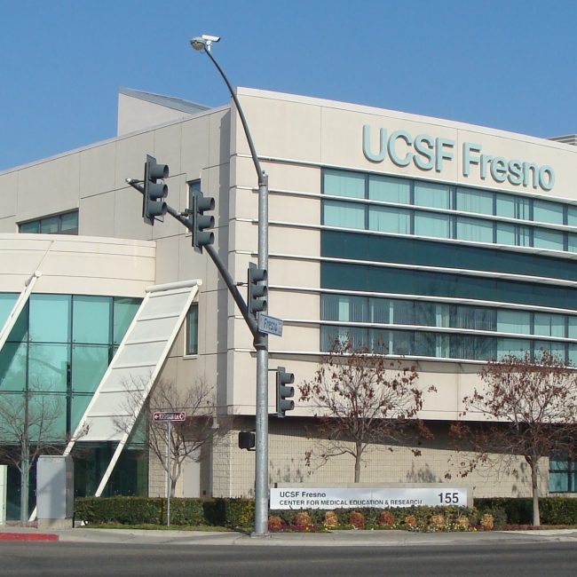 UCSF Fresno Orthopedic Surgery PA Residency