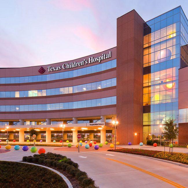 Texas Children's Hospital Pediatric Surgery  Surgery PA Residency