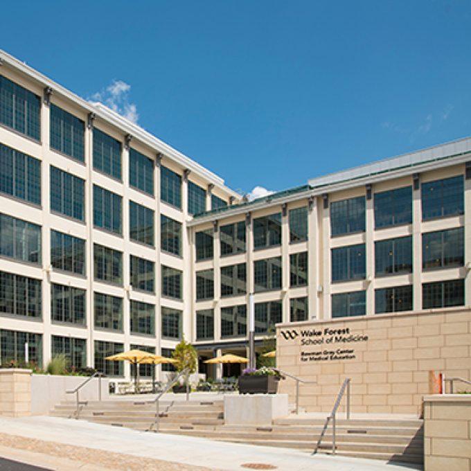 Wake Forest University School of Medicine