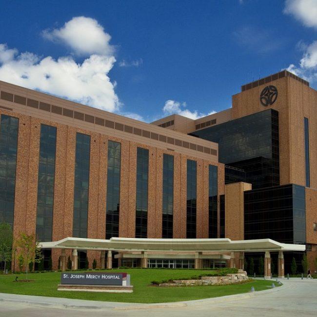 St. Joseph Mercy Hospital Cardiothoracic PA Residency